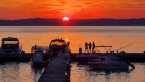 Sunset_Rab